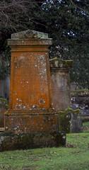 Luss Church Graveyard (banjothecat) Tags: gravestone churchyard luss