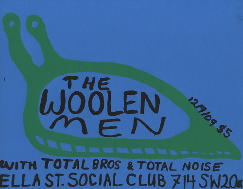 Woolen Men & Total Bros & Total Noise