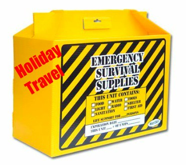 Survive the Holiday Travel Season with tips from Julia!