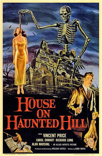 1959... House on haunted Hill