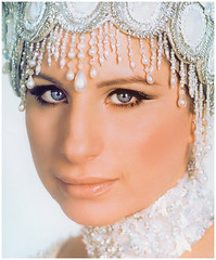 BARBRA STREISAND - On A Clear Day (JCT(Loves)Streisand*) Tags: english love movie high eyes day version picture makeup legendary stunning resolution session years had wish sir period accent regency cecil barbra streisand on beaton mesmerizing a i cear