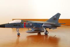 RETIRED MIRAGE F1 HAF (Alk greece) Tags: greek force air f1 mirage haf