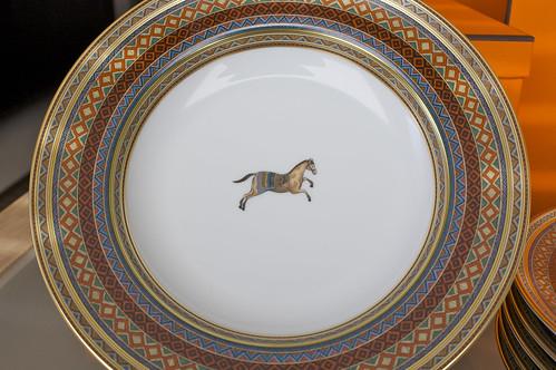 Hermès CdO Soup Plates07