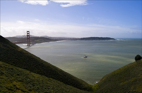 The Golden Gate - south side (San Francisco)  (30 March 10)