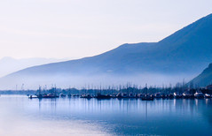 Blue Dawn (juliereynoldsphotography) Tags: sea sun holiday turkey fethiye calis