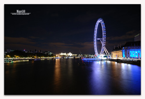 London eye - miguel68