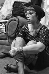 DSC07156 (thewaltonsare) Tags: burlesque dance harrisonburg harlots girls pasties beautiful ladies harrisonburgharlots sindi ray bustier