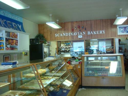 Scandinavian Bakery, Ballard