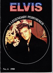 Elvis,a legendary performer (Pagan555) Tags: elvis theking fanmags musicmagazines