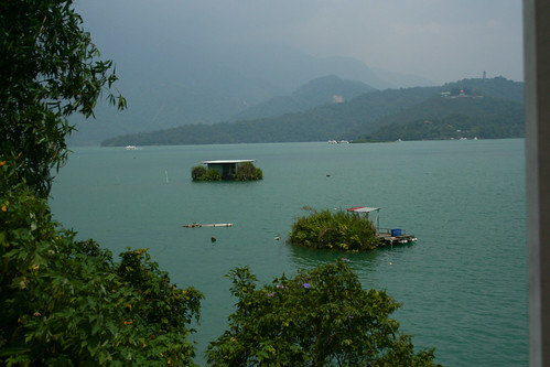 Taiwan 2009 - Sun Moon Lake by you.