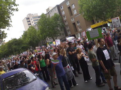 Iran Demo Berlin