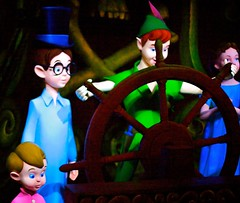 Disneyland - Peter Pan's Flight (Matt Pasant) Tags: california england canon wonder lowlight aperture disneyland character magic flight peterpan disney 50mm14 pirate dreams handheld characters noiseninja hook orangecounty anaheim wendy neverland manualfocus dlr canonef2470mmf28lusm neverneverland captainhook darkride canonef50mmf14usm dfine peterpansflight iso12800 niksoftware canoneos5dmarkii 5dmarkii disneydarkride kitchensinkprocessing notthatneverland