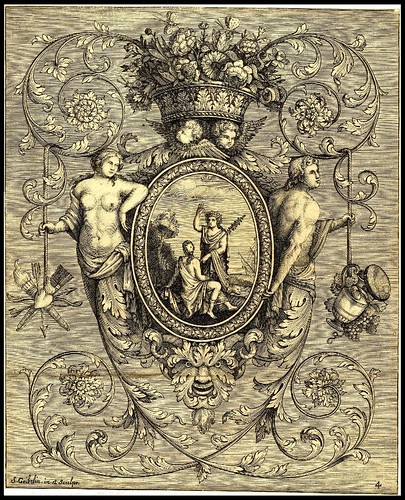 A Book of Seuerall Ornaments - 1682