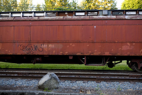 On the Railroad Grade in Snoqualmie