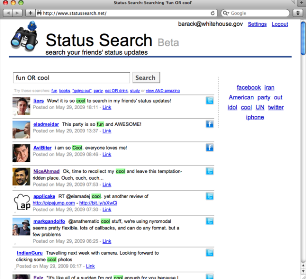 statussearch