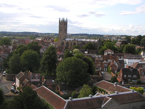 Coventry and Warwick HY 0709 043