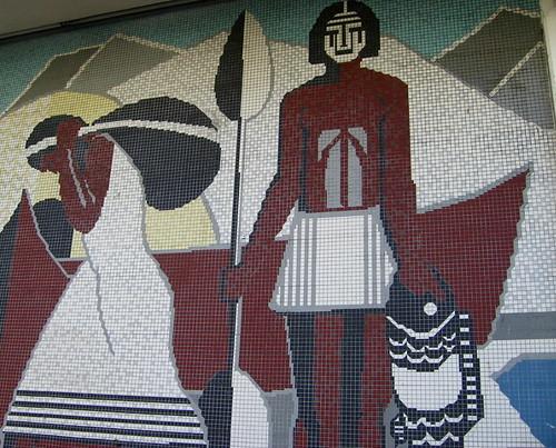 Knowles Mural 1