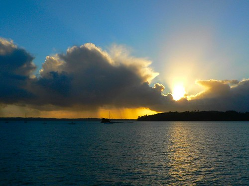 Waitemata Harbour, Auckland, New Zealand | Flickr - Photo Sharing!