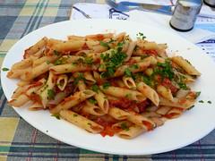 Recipe Time: Penne Rigate Arrabiata. | VeggieFitness