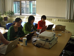 Web 2.0 Workshop - Shandong Teachers, July 2009