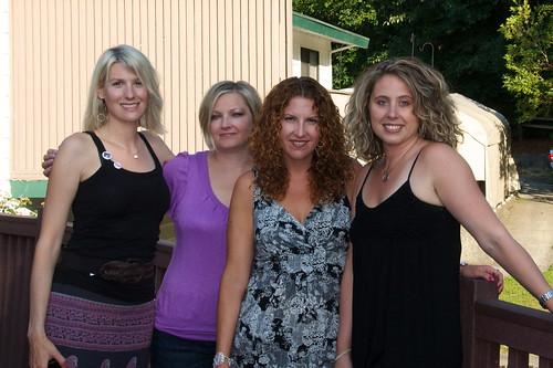 Jana, Marilee, Kathy and Brenda