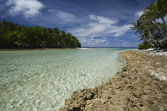 Eneko Island, Marshall Islands (camillaskye) Tags: ocean water island southpacific tropical tropics atoll eneko marshallislands majuroatoll