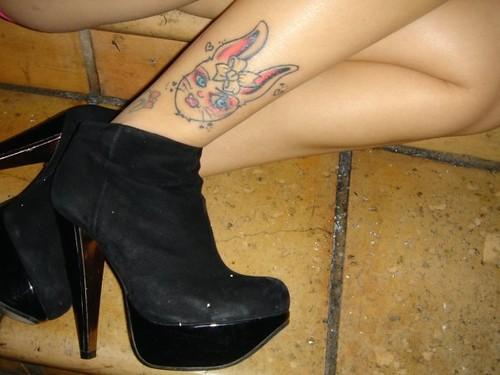 new tattoo by Miss Hanna Beth ♥