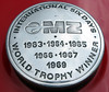 MZ Motorcycle - it's a world trophy winner!