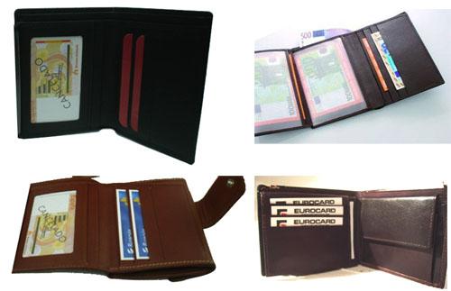 Collage con las distintas reproducciones de papel de las tarjetas