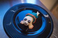 seal female marzipan (pensive.wombat) Tags: seal marzipan marzipansculpture