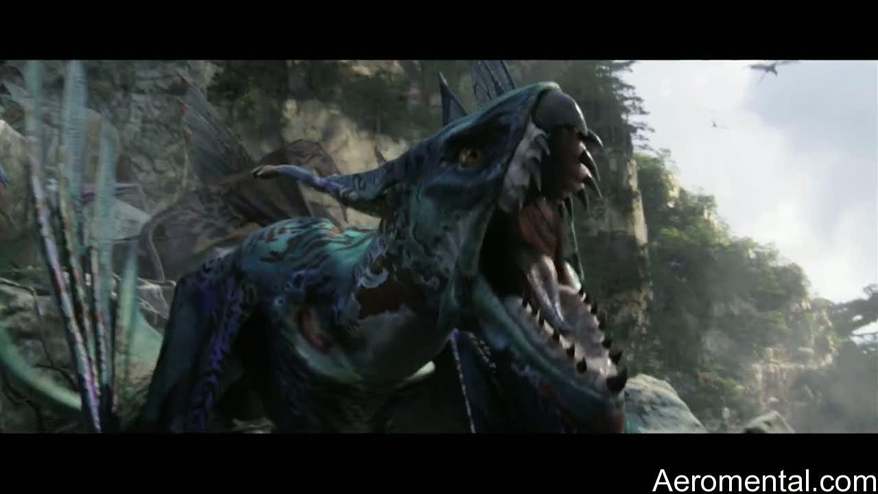 Avatar Bansheeray reptil volador