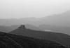 Misty Dawn (QooL / بنت شمس الدين) Tags: travel bw landscape dawn blackwhite tea highland malaysia plantation layers qool sgpalas qoolens