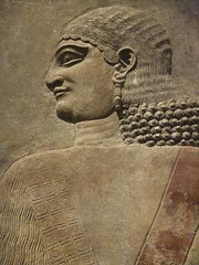 Relief  from the palace of King Sargon II in his capital city of Dur-Sharrukin (1) (mharrsch) Tags: sculpture chicago king iraq royal palace relief orientalinstitute assyria sargonii khorsabad mharrsch dursharrukin heritagesite5458