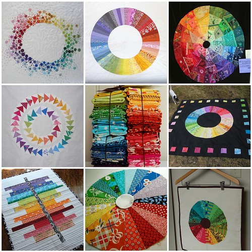 Color Wheel Inspiration