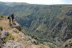 2009-07-14_DSC_8023 (becklectic) Tags: woman john river women helen centralasia kazakhstan 2009 whitewaterriver tianshanmountains aksudzhabagly aksuriver aksucanyon talaskyalataurange