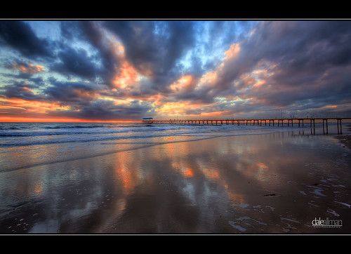 Henley Beach Reflections