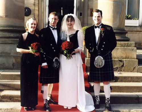 Bryan and Maria Wedding, 14th February 2003