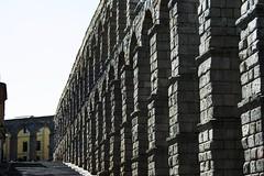 Acueducto de Segovia en HDR (Jos Francisco_(Fuen446)) Tags: monumento romano segovia acueducto greatshot hdr acueductodesegovia thebestofday gnneniyisi