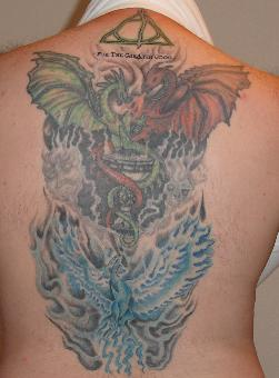 3902758763 096d630c72 o Tatuajes de Harry Potter