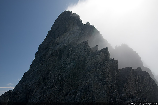 Gerlach z Przełęczy Tetmajera