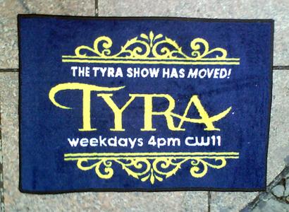 Tyra - floor mat
