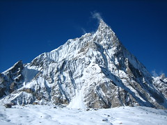 Mitre Peak, Concordia (Trekking Baltoro, Pakistan) (Amaia eta Gotzon) Tags: tr