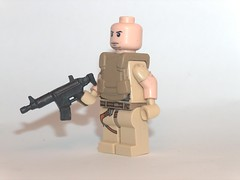 marine foce recon (kenneth nielsen a.k.a Qenhyt) Tags: marine paint force with lego military ba scar recon brickarmsmod