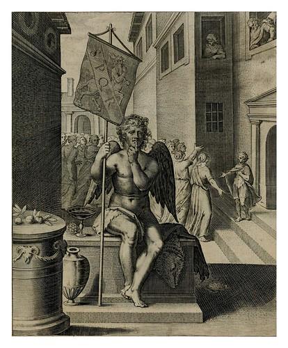 011-Nada mas provechoso que el silencio- Teatro moral de la vida humana1612- Otto Vaenius
