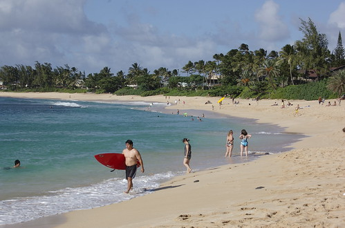 Sunset Beach, North Shore, Oahu, Hawaii