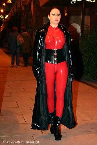 Glamorous pornstar fashion