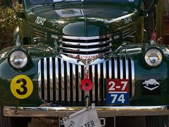 Chevvy Pick-Up (Gerry Balding) Tags: england chevrolet truck army shiny norfolk pickup nostalgia ww2 holt chevvy eastanglia northnorfolkrailway northnorfolk thepoppyline