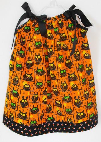 Halloween Pillowcase Dress Top