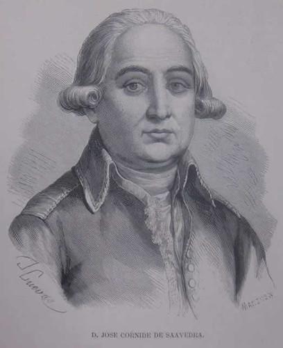 José Cornide de Saavedra