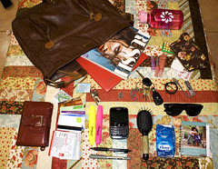 What's In My Bag... by Amy Dianna